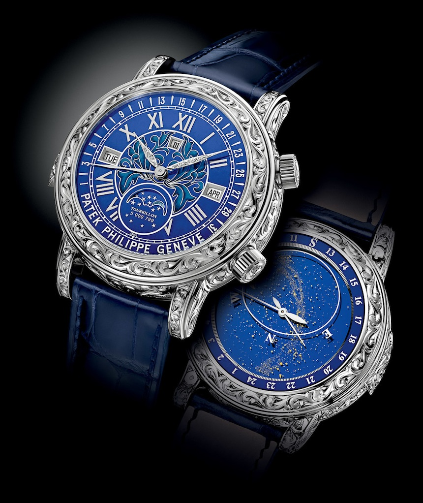 The Most Precious And Expensive Patek Philippe Watch Luxury Patek